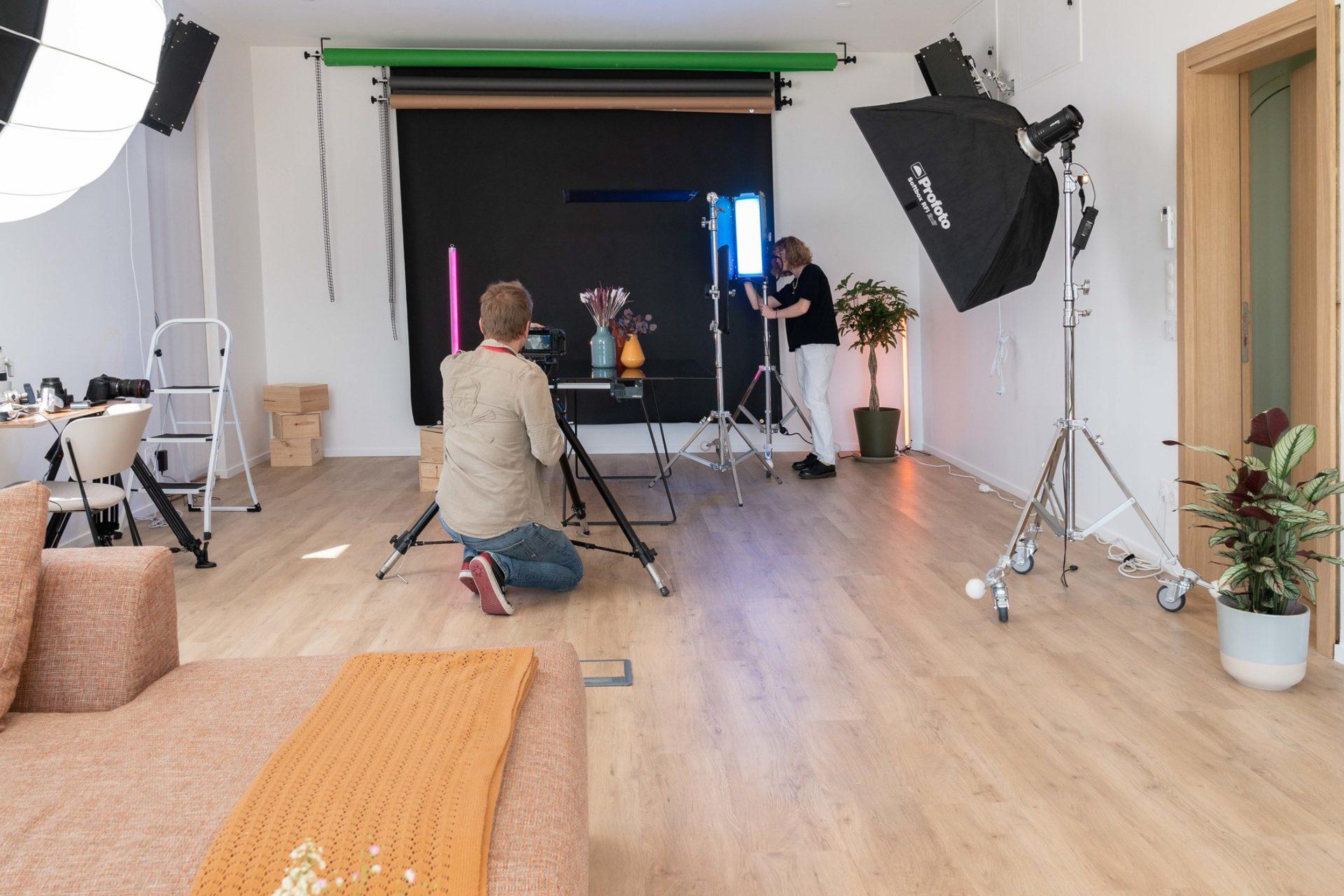Location studio photo et vidéo à Lyon